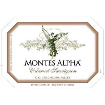 Montes Alpha 2018 Cabernet Sauvignon, Colchagua