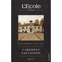 L'Ecole No. 41 2017 Cabernet Sauvignon, Columbia Valley