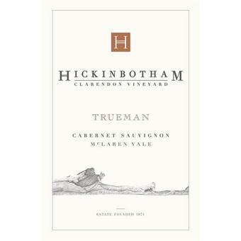 Hickinbotham 2017 Cabernet Sauvignon, Trueman, McLaren Vale
