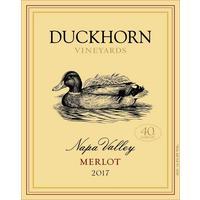 Duckhorn 2017 Merlot, Napa Valley