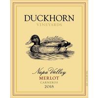 Duckhorn 2018 Merlot, Napa Valley
