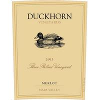 Duckhorn 2015 Merlot, Three Palms, Napa Valley
