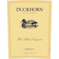 Duckhorn 2016 Merlot, Three Palms, Napa Valley