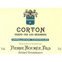 Pierre Bouree 2010 Corton Renards, Grand Cru
