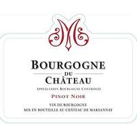 Chateau de Marsannay 2017 Bourgogne Pinot Noir