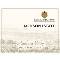 Kendall Jackson 2017 Jackson Estate Pinot Noir, Anderson Vly., Medocino