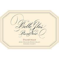 Belle Glos 2018 Pinot Noir, Dairyman Vineyard, Russian River Valley