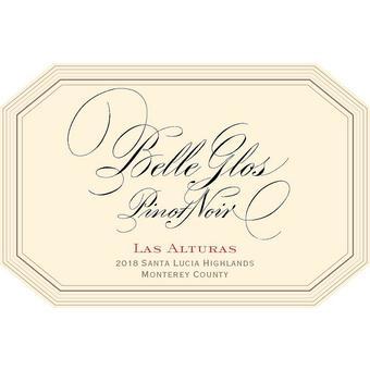 Belle Glos 2018 Pinot Noir, Las Alturas Vyd., Santa Lucia Highlands
