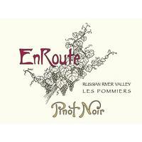 Enroute 2017 Pinot Noir, Les Pommiers, Russian River Valley