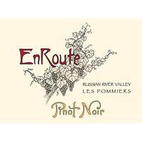 Enroute 2018 Pinot Noir, Les Pommiers, Russian River Valley