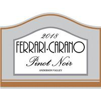 Ferrari-Carano 2018 Pinot Noir, Anderson Valley