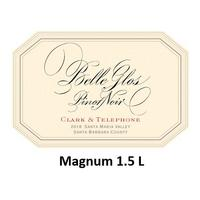 Belle Glos 2018 Pinot Noir, Clark & Telephone Vyd., Santa Maria Vly. Magnum 1.5L