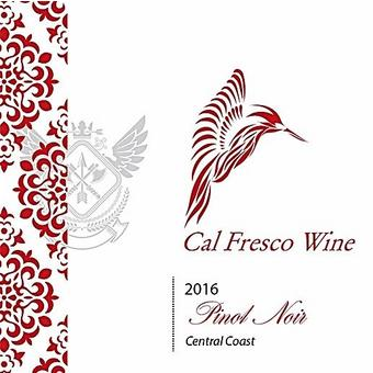 Cal Fresco 2016 Pinot Noir, Central Coast