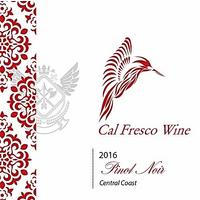 Cal Fresco 2016 Pinot Noir, Central Coast