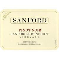 Sanford 2015 Pinot Noir, Sanford & Benedict Vyd., Santa Rita Hills