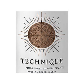 Technique 2018 Pinot Noir, Russian River Valley