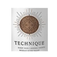 Technique 2018 Pinot Noir, Russian River Valley