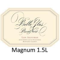 Belle Glos 2018 Pinot Noir, Las Alturas Vyd., Santa Lucia Highlands, Magnum 1.5L