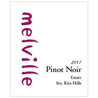 Melville 2017 Pinot Noir Estate, Sta. Rita Hills