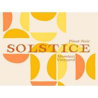 Solstice 2016 Pinot Noir, Momtazi Vyd., Willamette Valley