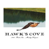Hawks Cove 2017 Pinot Noir, Momtazi Vyd., Willamette Valley