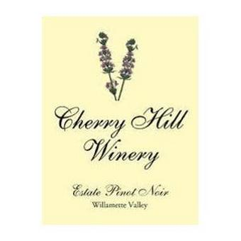 Cherry Hill 2016 Pinot Noir Estate, Eola-Amity Hills, Willamette Vly.