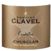 Domaine Clavel 2016 Cordelia, Cotes du Rhone Villages Chusclan