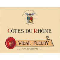 Vidal-Fleury 2017 Cotes du Rhone