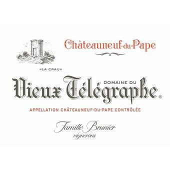 Chateauneuf du Pape 2017 La Crau, Vieux Telegraphe