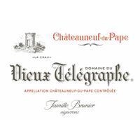 Vieux Telegraphe 2018 Chateauneuf du Pape, La Crau
