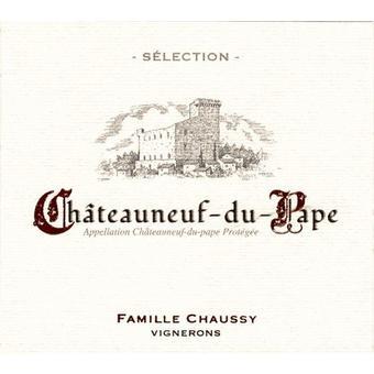Mas de Boislauzon 2017 Chateauneuf du Pape, Famille Chaussy Selection