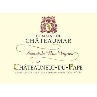 Domaine de Chateaumar 2017 Chateauneuf du Pape