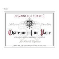 Domaine de la Charite 2016 Châteauneuf-du-Pape, La Fleur de Capucine