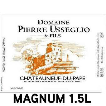 Chateauneuf Du Pape 2016 Tradition Pierre Usseglio & Fils, Magnum 1.5L