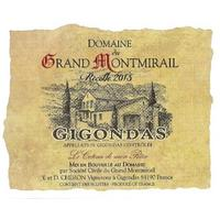 Domaine du Grand Montmirail 2017 Gigondas, Le Coteau de Mon Reve