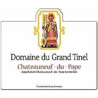 Domaine de Grand Tinel 2016 Chateauneuf du Pape