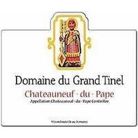 Domaine de Grand Tinel 2017 Chateauneuf du Pape