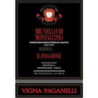 Il Poggione 2015 Brunello di Montalcino Riserva, Vigna Paganelli