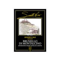 Livio Sassetti 2015 Brunello di Montalcino, Pertimali