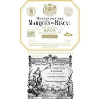 Rioja Reserva 2014 Marques de Riscal