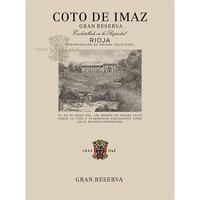 El Coto 2012 Rioja Gran Reserva, Coto de Imaz