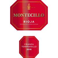 Bodegas Montecillo 2016 Rioja, Crianza