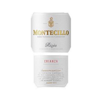 Bodegas Montecillo 2017 Rioja, Crianza