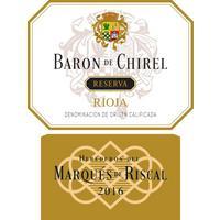Marques de Riscal 2016 Baron de Chirel, Rioja Reserva