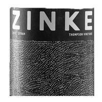 Zinke 2016 Syrah, Thompson Vyd., Santa Barbara