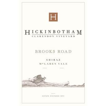 Hickinbotham 2017 Shiraz, Brooks Road, McLaren Vale