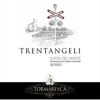 Tormaresca 2015 Trentangeli, Castel Del Monte Rosso, Antinori
