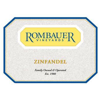 Rombauer 2018 Zinfandel, California