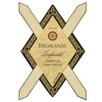Highlands 2016 Zinfandel, Oakville, Napa Valley