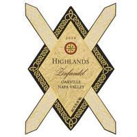 Highlands 2016 Zinfandel, Oakville, Napa Valley